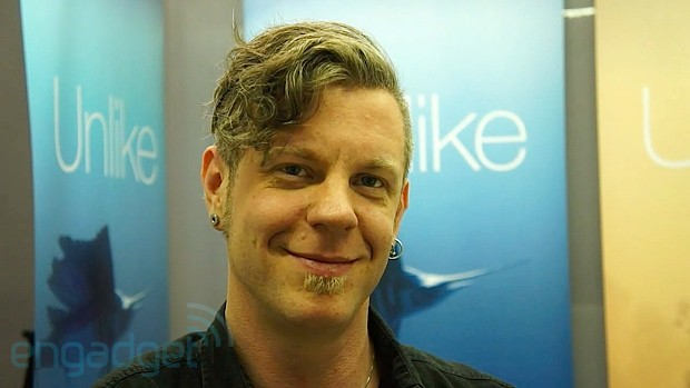 The Engadget Interview Jolla CEO Marc Dillon at MWC 2013