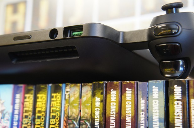 DNP  The Razer Edge gaming tablet not the Steambox you're looking for