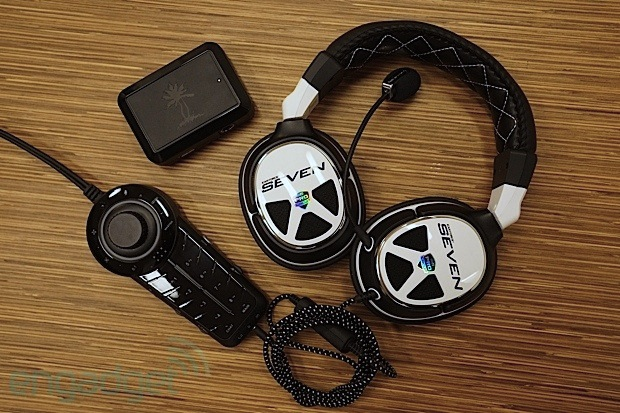 DNP Turtle Beach XP Seven Series headset review a new era of tournamentgrade gaming audio