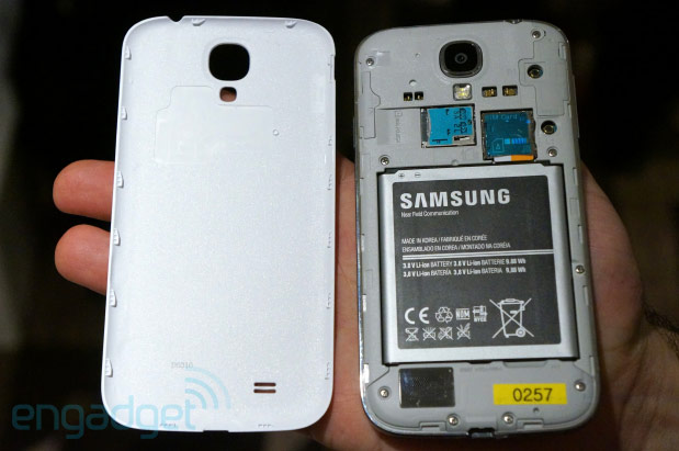 Samsung Galaxy S 4 preview TKTKTK