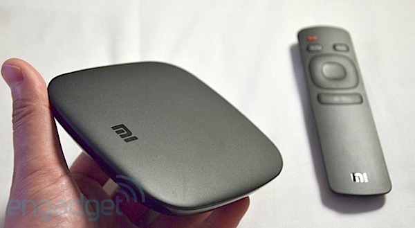 Xiaomi Box hands-on
