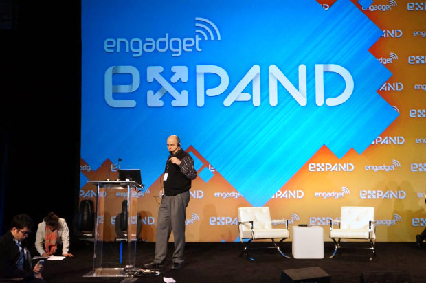 We're live at Expand San Francisco 2013! Here's what we're liveblogging today