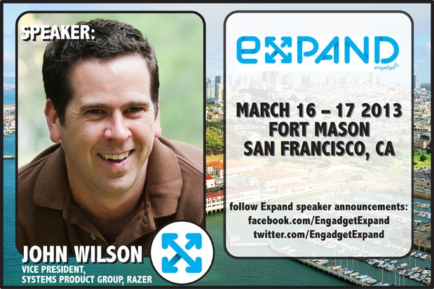 Engadget Expand speakers, Round Eight Nine big reasons to join us March 16 and 17