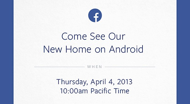 We're liveblogging Facebook's Android event tomorrow at 1PM ET!
