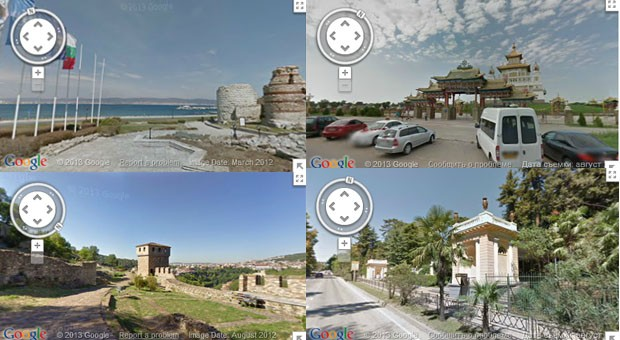 Google street view hits Europe with big expansion