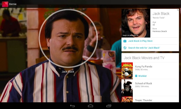 Google Play Movies adds infobar feature, offers TKTK