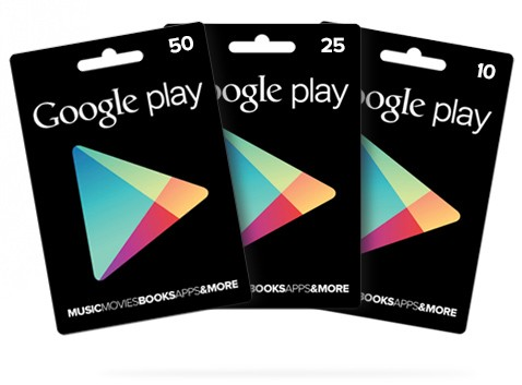 Google Play gift cards available in the UK starting today, Tesco and Morrisons confirmed as retail partners