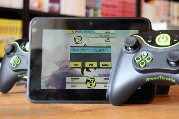 Green Throttle Games officially launches, we go handson