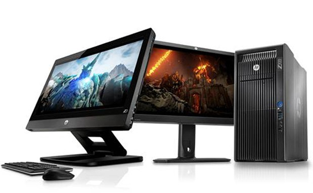 HP introduces Unreal Engine 4-Ready Workstations