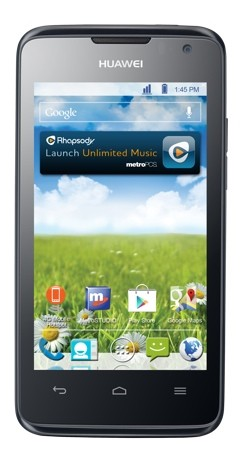 MetroPCS boosts budget LTE lineup with the Huawei Premia 4G, a 4inch, ICS handset for $149
