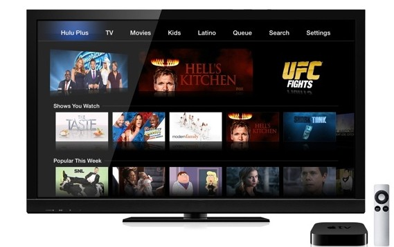 Hulu Plus on Apple TV redesigned with simplicity and easy discovery features in mind
