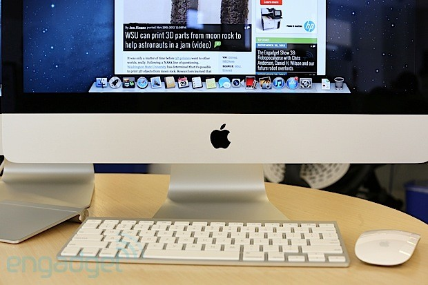 Apple's educationonly 215inch iMac gets bump in specs, now sells for $1,099