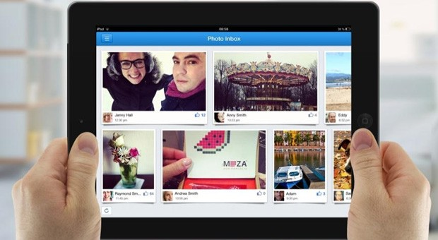 Incredimail launches for iPad with a photo inbox and builtin browser
