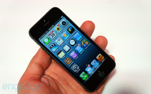 T-Mobile's iPhone 5 gets official: we go hands-on