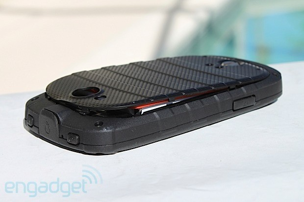 DNP Kyocera Torque review ruggedized Android for $99