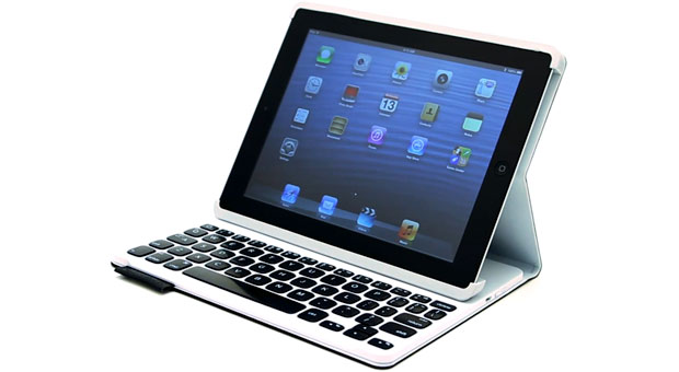 Logitech launches keyboard folios for iPad, iPad Mini video
