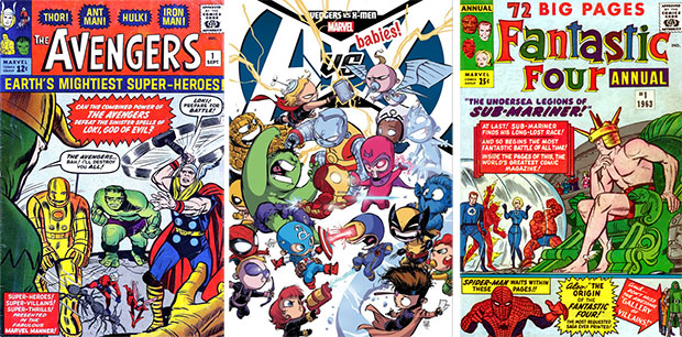 Marvel Offers Over 700 Free First Issue Digital Comics