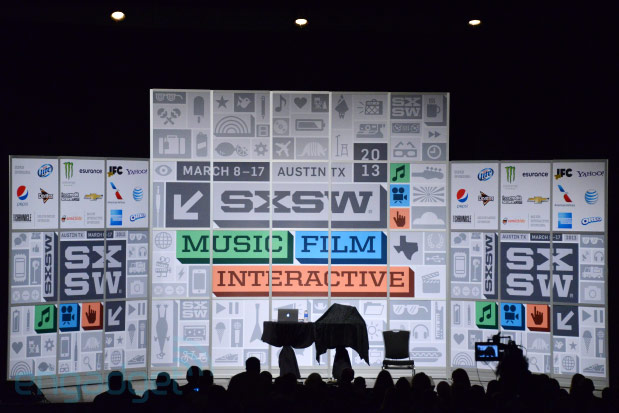 Live from SXSW: catch our Leap Motion, Elon Musk and Al Gore liveblogs today!
