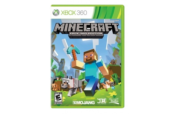 Minecraft Xbox 360 Edition gets a discbased version, hits retail stores April 30th
