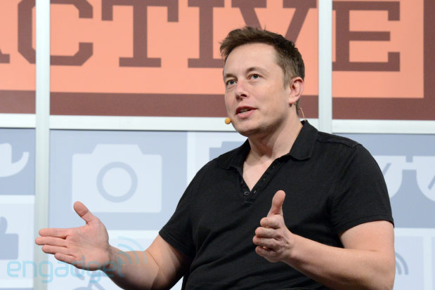 We're live at Elon Musk's SXSW keynote