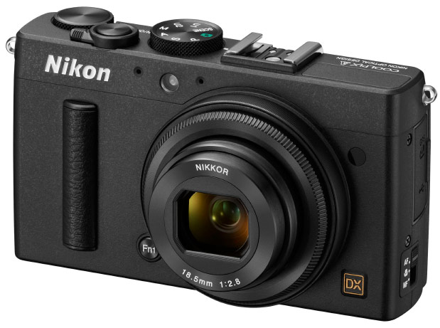 Nikon Announces DX-format Coolpix A with 16.2MP APS-C Sensor
