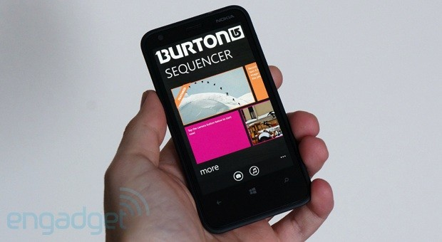 Nokia and Burton team on a snowboarding app to prep for and record epic runs video