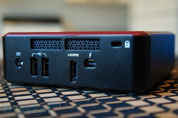 DNP Intel NUC review a little desktop PC that holds big promise