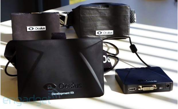 DNPVirtual Reality now handson with the Oculus Rift final development kit