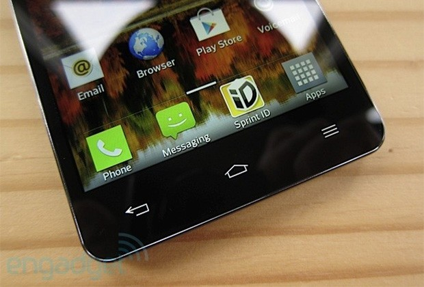 LG Optimus G for Sprint updated to Android 412