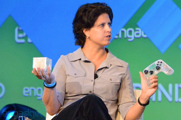 OUYA CEO Julie Uhrman In Conversation liveblog
