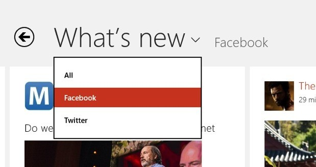 Microsoft updates the Mail, Calendar and People apps in Windows 8, Windows RT