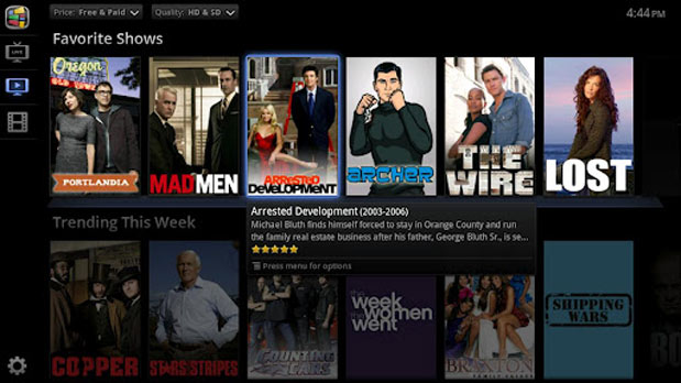 Google TV's PrimeTime app update welcomes Amazon Prime content to the mix
