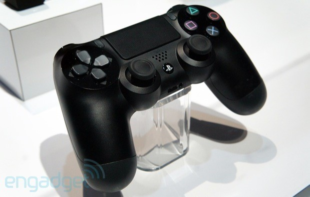 Sony's PlayStation 4 DualShock 4 controller and Eye found at GDC 2013, we go eyeson
