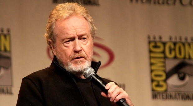 Ridley Scott to coproduce scifi short films for Machinima