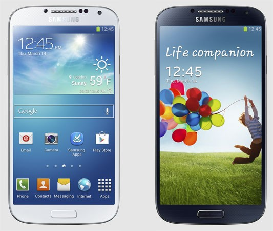 Samsung Galaxy S 4 official: 5-inch 1080p display, Octa-core Exynos