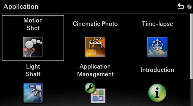 Sony's Light Shaft, Motion Shot apps now available for NEX5R and NEX6 cams