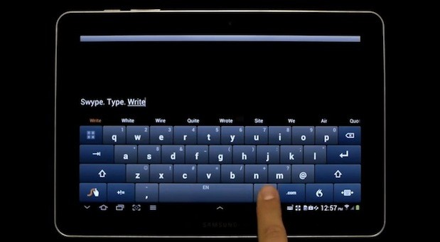 New Swype beta touts additional Advanced Language Models, Smart Editor enhancements