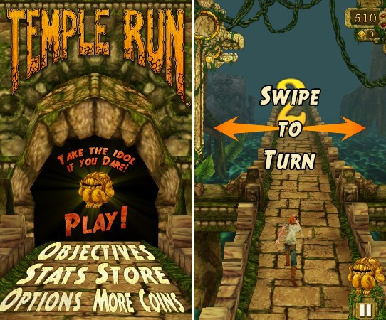 Temple Run coming to Windows Phone this week