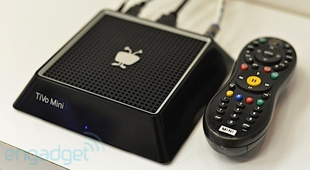 TiVo Mini comes to the people for $9999