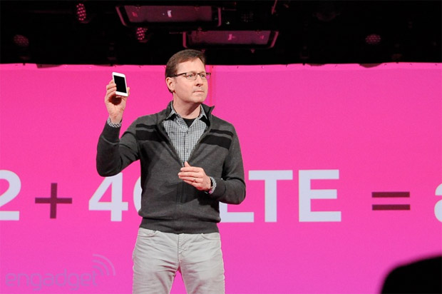 TMobile lights up LTE in seven markets nationwide