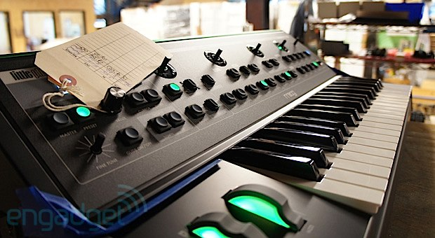 The Engadget Questionnaire with Amos Gaynes of Moog Music