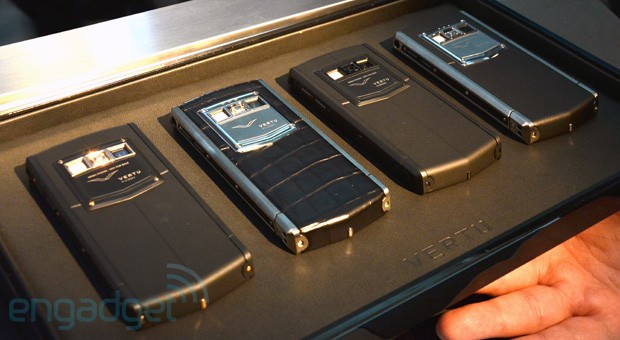 The Engadget Interview Vertu CEO Perry Oosting talks specs and rationale
