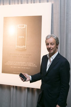 The Engadget Interview Vertu CEO Perry Oosting discusses the rationale for buying luxury goods