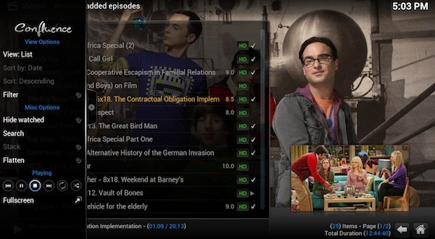 XBMC team starts work on version 13 'Gotham', breaks down new UPnP, Android updates
