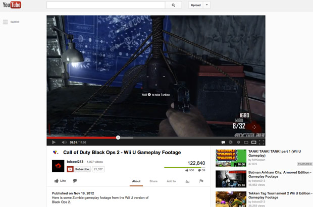 YouTube tweaks will allow video games to more easily stream ingame content