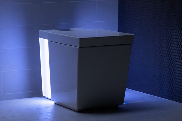 Kohler's $6,000 Numi Comfort Height toilet gets added connectivity, loftier bowl