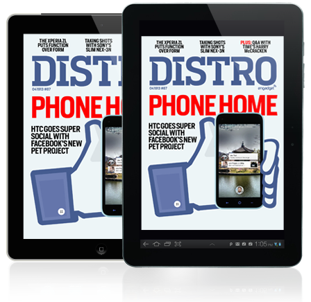 Distro Issue 87 Facebook phones Home with the HTC First
