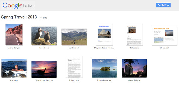 Google Drive now stores your stuff in 18 more languages