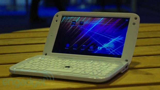 Ergo launches the GoNote Mini, a 7inch tablet  netbook hybrid, we go handson