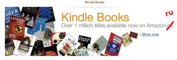Amazon reportedly launching in Russia, goes on Kindlerelated hiring spree
